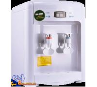 Кулер Aqua Work 36-TDN-ST (белый) турбонагрев и электронное охлаждение